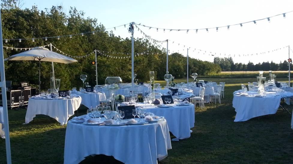 Location clairage ext rieur pour mariage ase production for Location eclairage exterieur