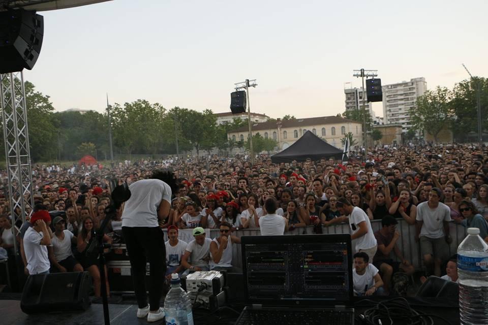 location sono festival